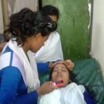 কুমিল্লার চান্দিনায় ৩০ ছাত্রী অসুস্থ; হাসপাতালে ভর্তি