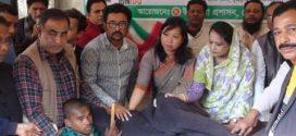 কুমিল্লার হোমনায় প্রতিবন্ধিদের মাঝে সংসদ সদস্যের কম্বল বিতরন