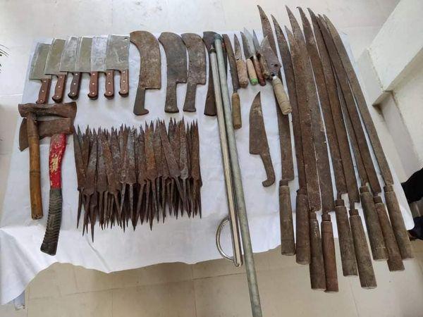 কুমিল্লার মেঘনায় আ'লীগের দুই গ্রুপের সংঘর্ষ নিহত-১, আহত ৩ বিপুল পরিমাণ অস্ত্র উদ্ধার